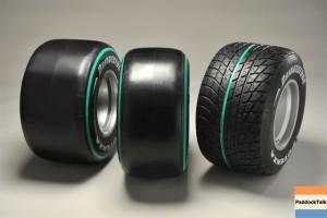 Gume za F1