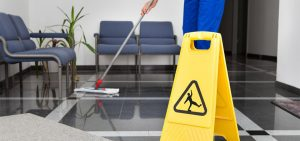 Čiščenje poslovnih prostorov