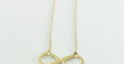 zlate ogrlice za ženske
