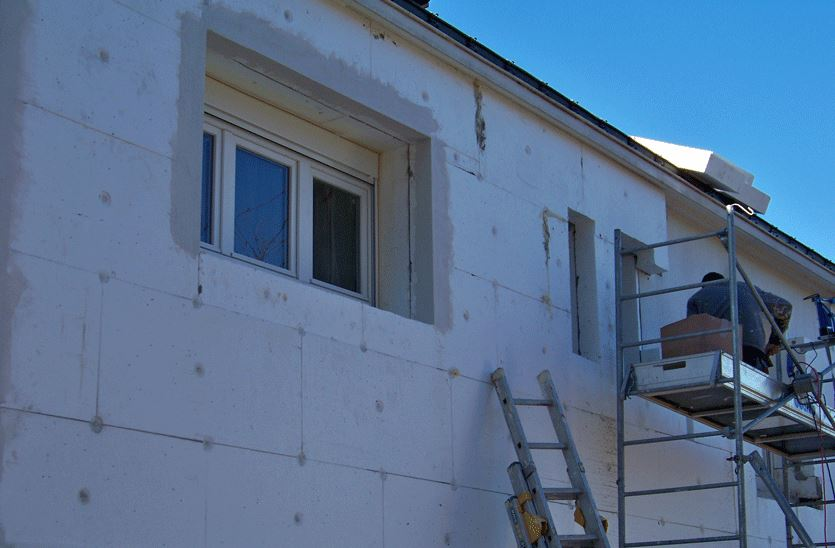 izolacija hiš