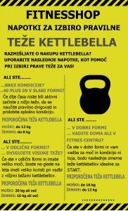 kettlebell navodila