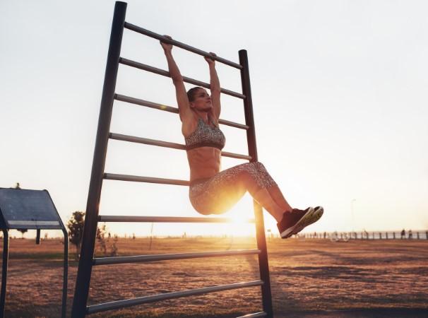 fitnesshop vaje za raven trebuh